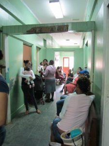 Pupblic Hospital Roatan