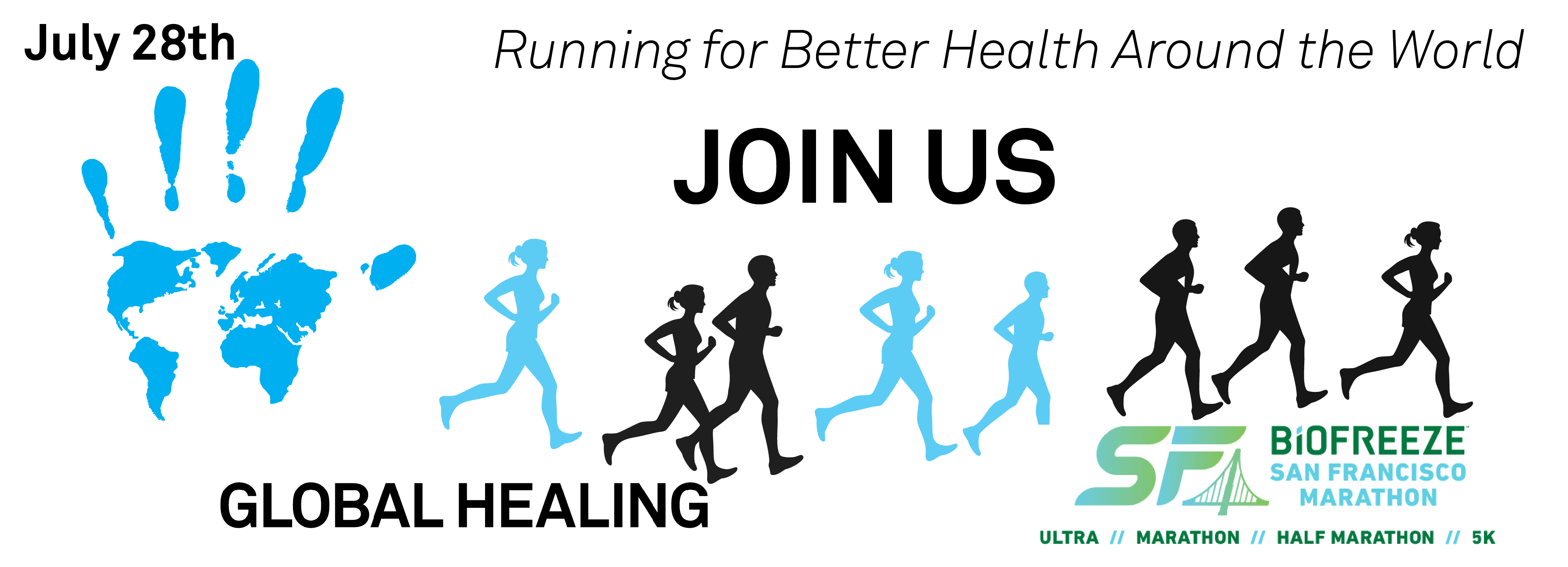 Join Us for SF Marathon